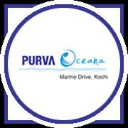 Purva Oceana Project Logo