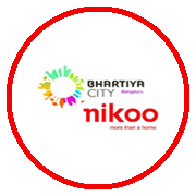 Bhartiya City Nikoo Homes Phase 2 Project Logo