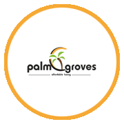 Palm Groves Project Logo