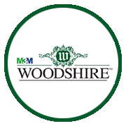 M3M Woodshire Project Logo