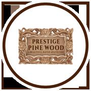 Prestige Pine Wood Project Logo