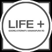 Godrej Life Plus Project Logo