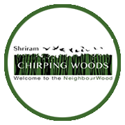 Shriram Chirping Woods Project Logo