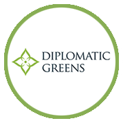 Puri Diplomatic Greens Project Logo