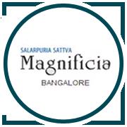 Salarpuria Magnificia Project Logo