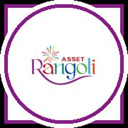 Asset Rangoli Project Logo