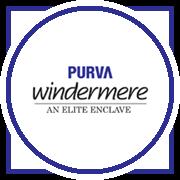 Purva Windermere Project Logo