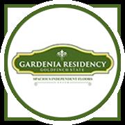 Paarth Gardenia Residency Project Logo