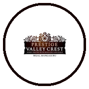Prestige Valley Crest Project Logo