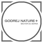 Godrej Nature Plus Project Logo