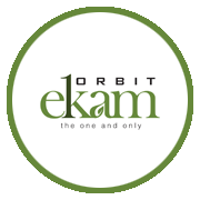 Orbit Ekam Project Logo