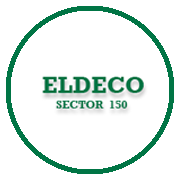 Eldeco Live by the Greens Logo