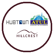 Hubtown Hillcrest Project Logo