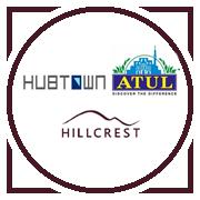 Hubtown Hillcrest Project Logo