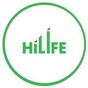 VTP Hilife Project Logo