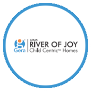 Gera River of Joy Project Logo