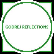 Godrej Reflections Project Logo