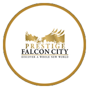 Prestige Falcon City Project Logo