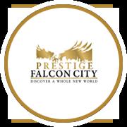 Prestige Falcon City Project Logo