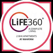 Namrata Life 360 Project Logo