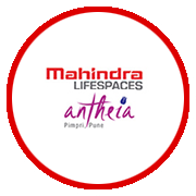 Mahindra Lifespaces Antheia Project Logo