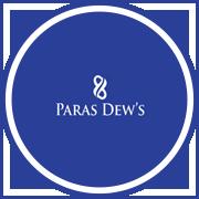 Paras Dews Project Logo