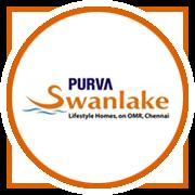 Purva Swanlake Project Logo