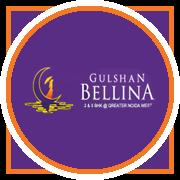 Gulshan Bellina Project Logo