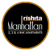 Rishita Manhattan Project Logo