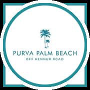Purva Palm Beach Project Logo