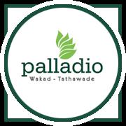 Vilas Javdekar Palladio Project Logo