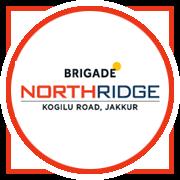 Brigade Northridge Project Logo