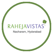K Raheja Vistas Project Logo