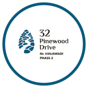 32 Pinewood Drive Project Logo