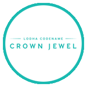 Lodha Codename Crown Jewel Project Logo