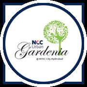 NCC Urban Gardenia Project Logo