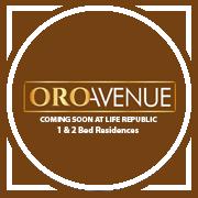Kolte Patil Oro Avenue Project Logo