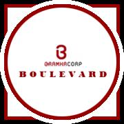 Bramha Boulevard Project Logo