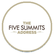 The Five Summits Address Project Logo
