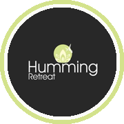 Paarth Humming Retreat Project Logo