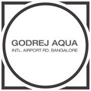 Godrej Aqua Project Logo