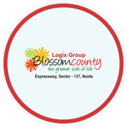 Blossom County Project Logo