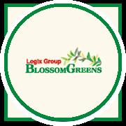 Blossom Greens Project Logo