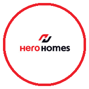 Hero Homes Gurgaon Project Logo