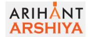 Arihant Arshiya Logo