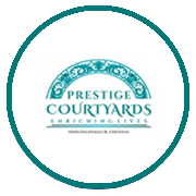 Prestige Courtyards Project Logo