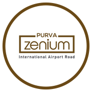Purva Zenium Project Logo