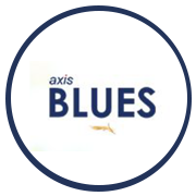 Axis Blues Project Logo