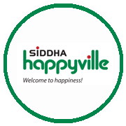 Siddha Happyville Project Logo