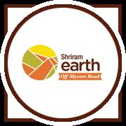 Shriram Earth Project Logo